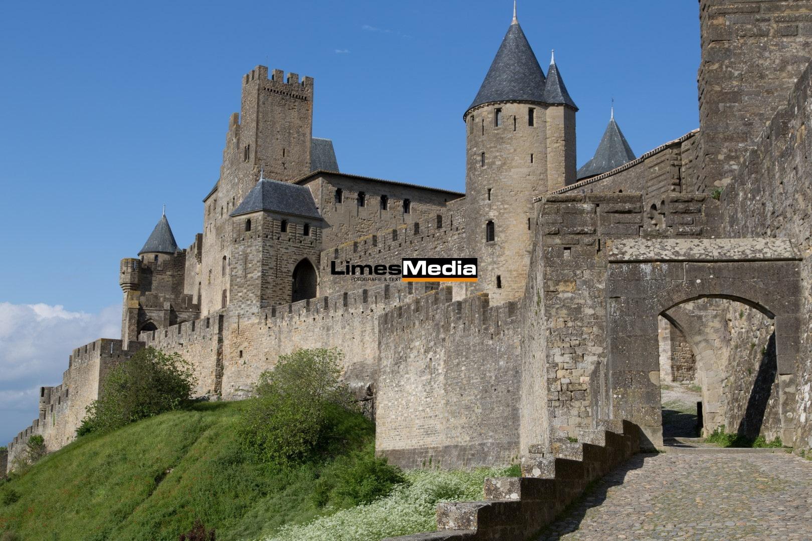 Historic Fortified City of Carcassonne | Historische Festungsstadt von Carcassone