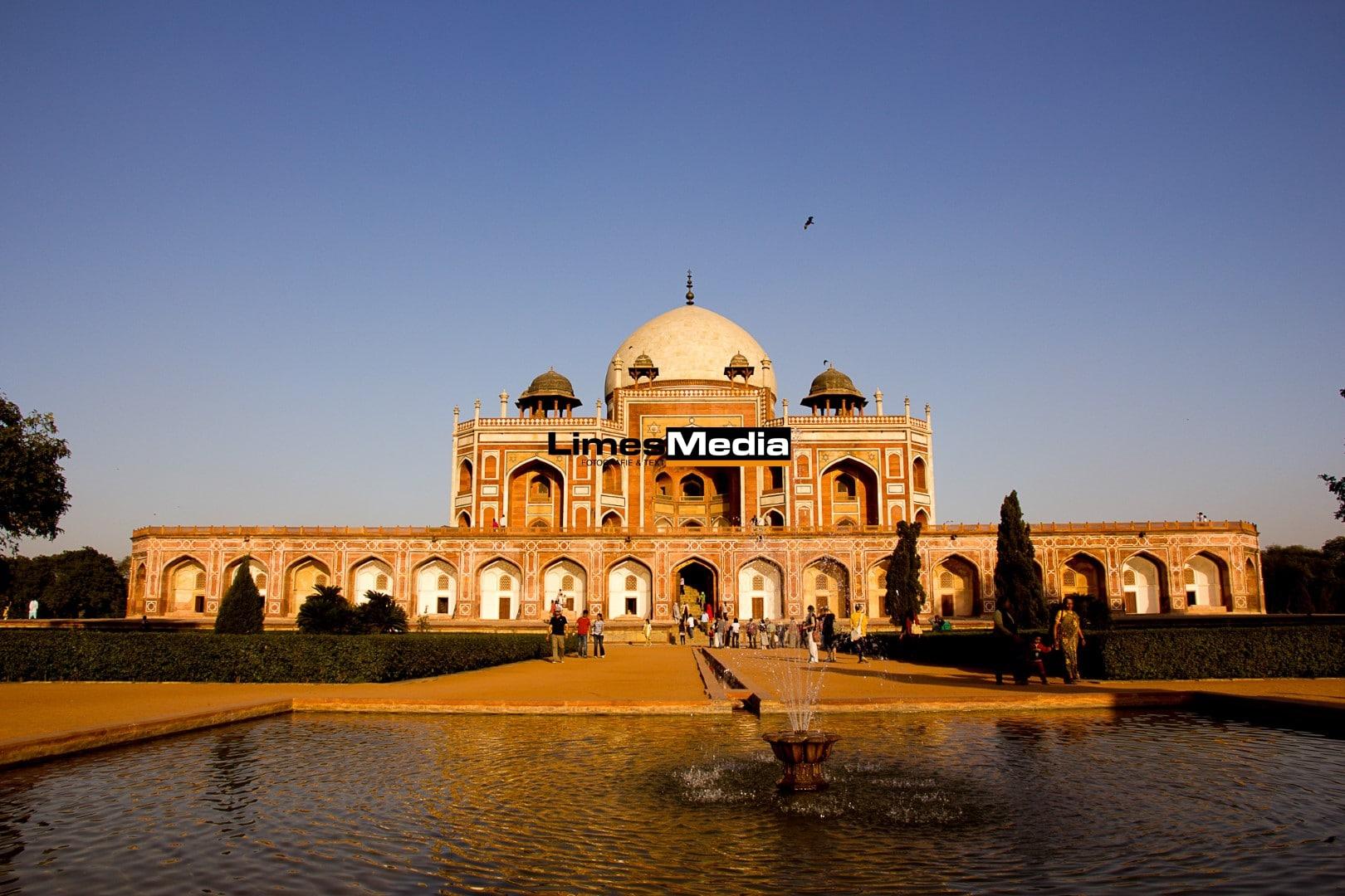 Palace Sikandra, India | Sikandra, Indien