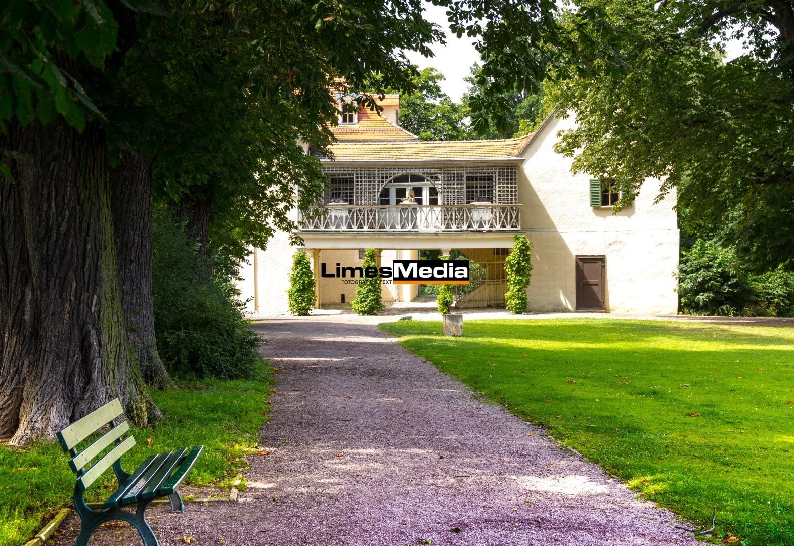 Castle Tiefurt, Tiefurt | Schloss Tiefurth, Tiefurt