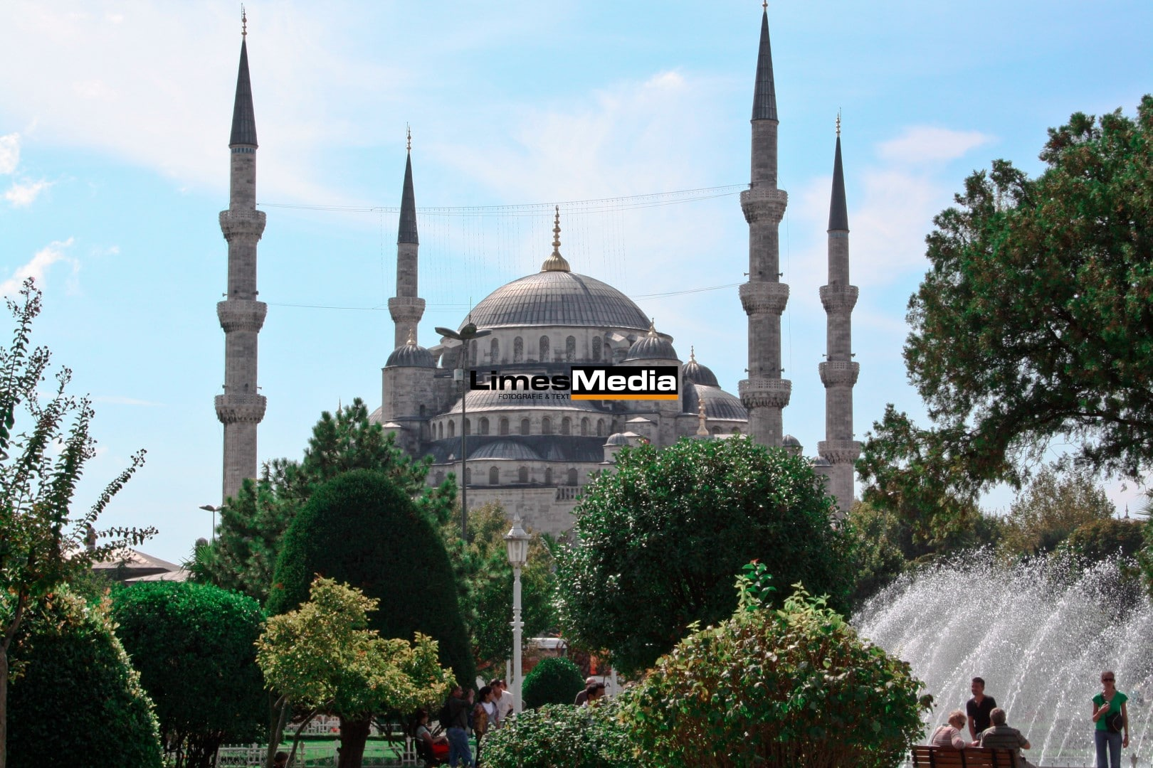 Sultan Ahmed Mosque, Istanbul | Sultan Ahmed Moschee, Istanbul