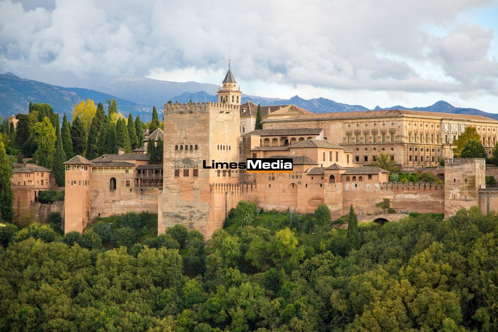 Alhambra,Granada,Spain